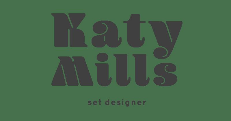 Katy Mills - Set Designer